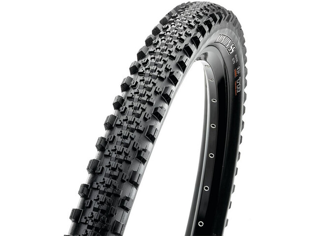"Maxxis Minion SemiSlick Tyre 27.5"", DualC TR EXO, foldable"